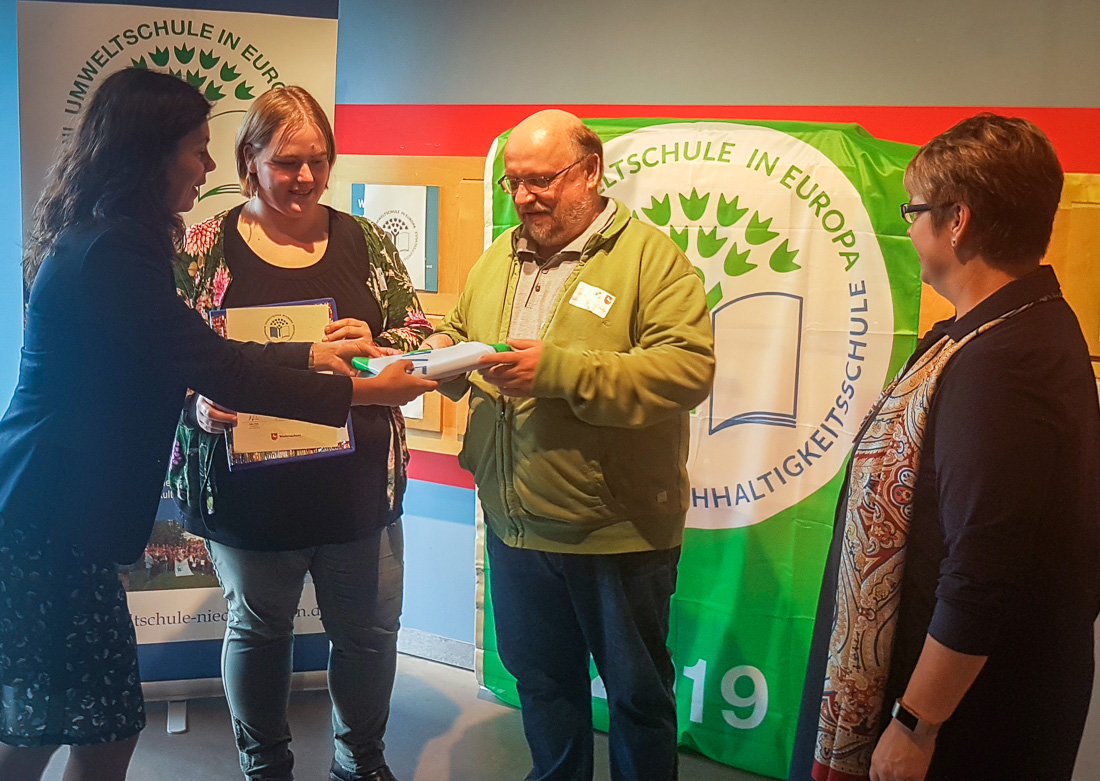 2019 Umweltschule Auszeichnung 01