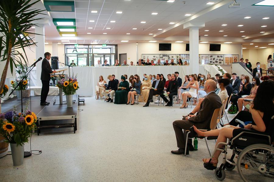 IGS Stade Abitur Entlassung 2021 056