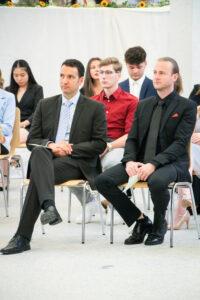 IGS Stade Abitur Entlassung 2021 057